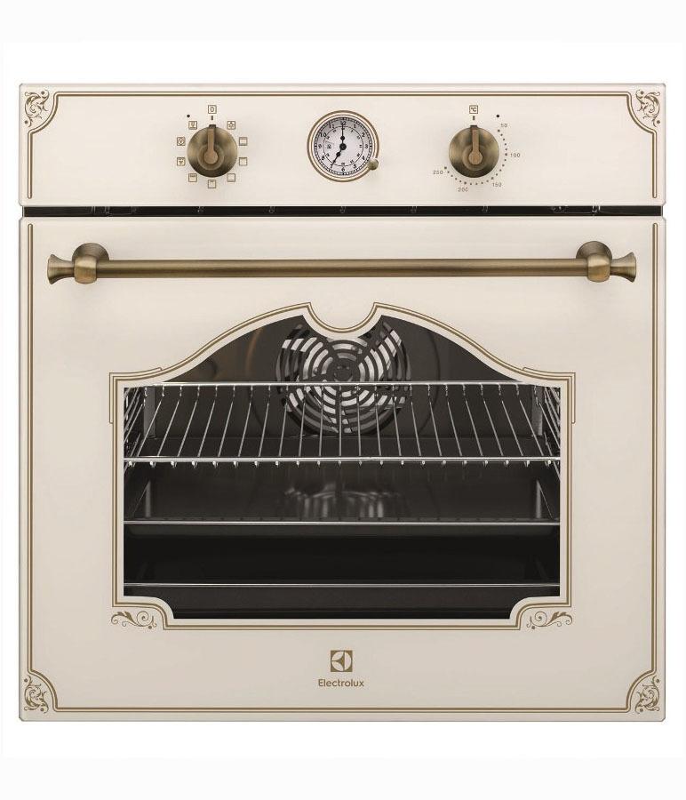 Духовой шкаф ELECTROLUX OPEA2550V электр., кремовыйМебель для кухни<br><br><br>Длина мм: 0<br>Высота мм: 0<br>Глубина мм: 0