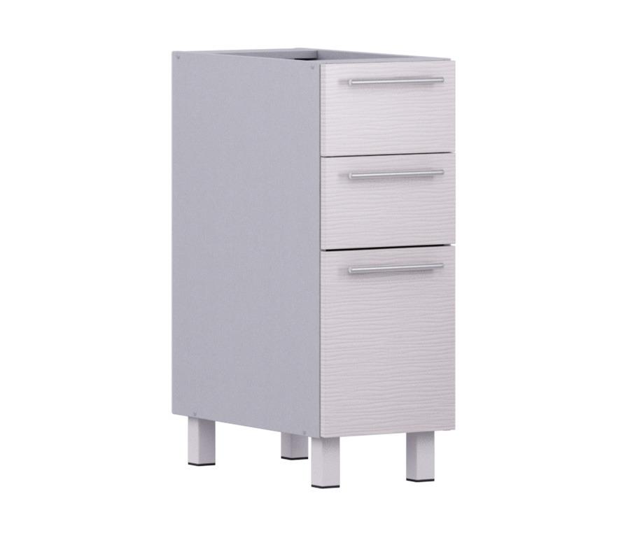 Анна АСЯ-30 Стол с ящикамиМебель для кухни<br><br><br>Длина мм: 300<br>Высота мм: 820<br>Глубина мм: 563