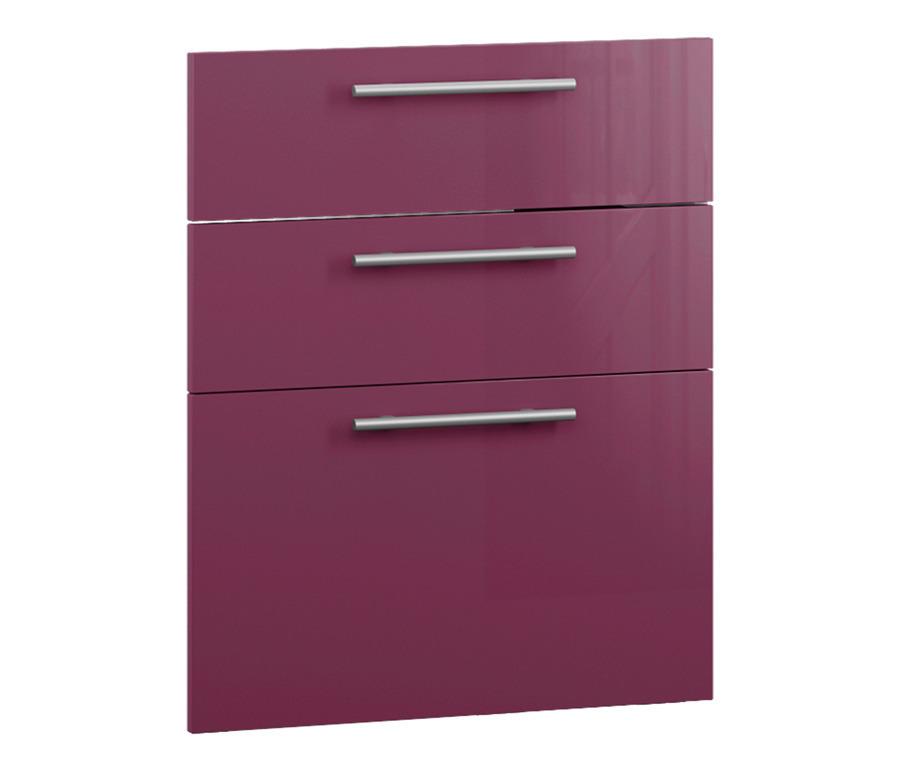 Анна Н-360 накладки ящикаКухня<br><br><br>Длина мм: 596<br>Высота мм: 713<br>Глубина мм: 16