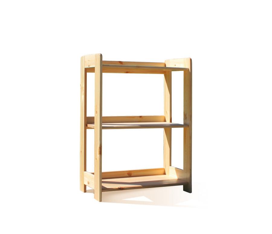 Кантри (Карелия) МС-7 стеллаж 840 соснаСопутствующие<br>Выполняется из натурального дерева.&#13;ВНИМАНИЕ! Перед началом эксплуатации вне помещений, необходимо обработать деревянные части мебели специализированными защитными составами!&#13;]]&gt;<br><br>Длина мм: 630<br>Высота мм: 840<br>Глубина мм: 330