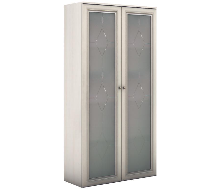 Венеция СБ-1293 Витрина надстройкаСерванты<br>Элегантный шкаф со стеклянными матовыми дверцами. &#13;Возможна установка короны.<br><br>Длина мм: 900<br>Высота мм: 1723<br>Глубина мм: 373