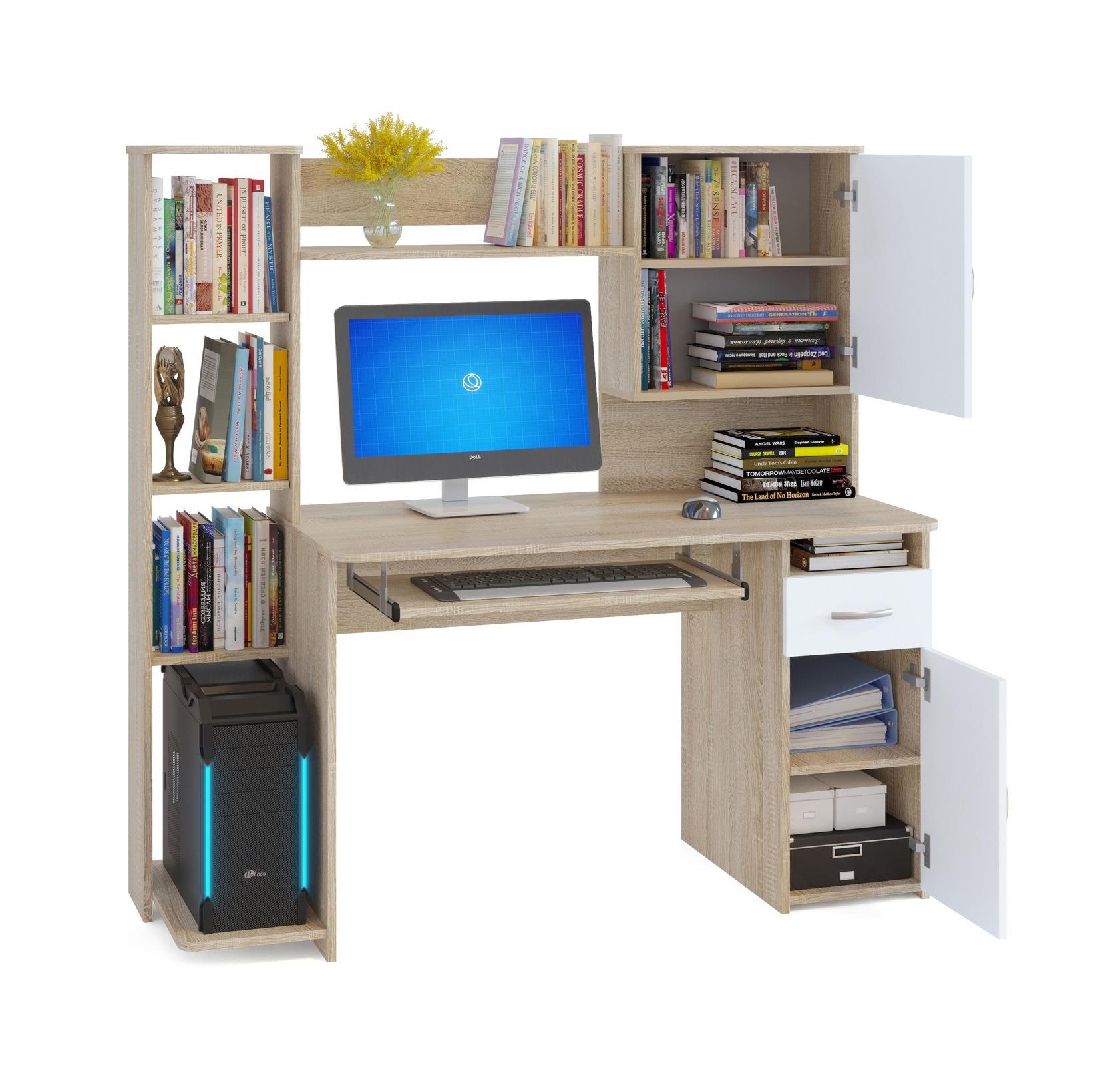 Компьютерный стол Траст-1 КСТ-11.1 от Столплит