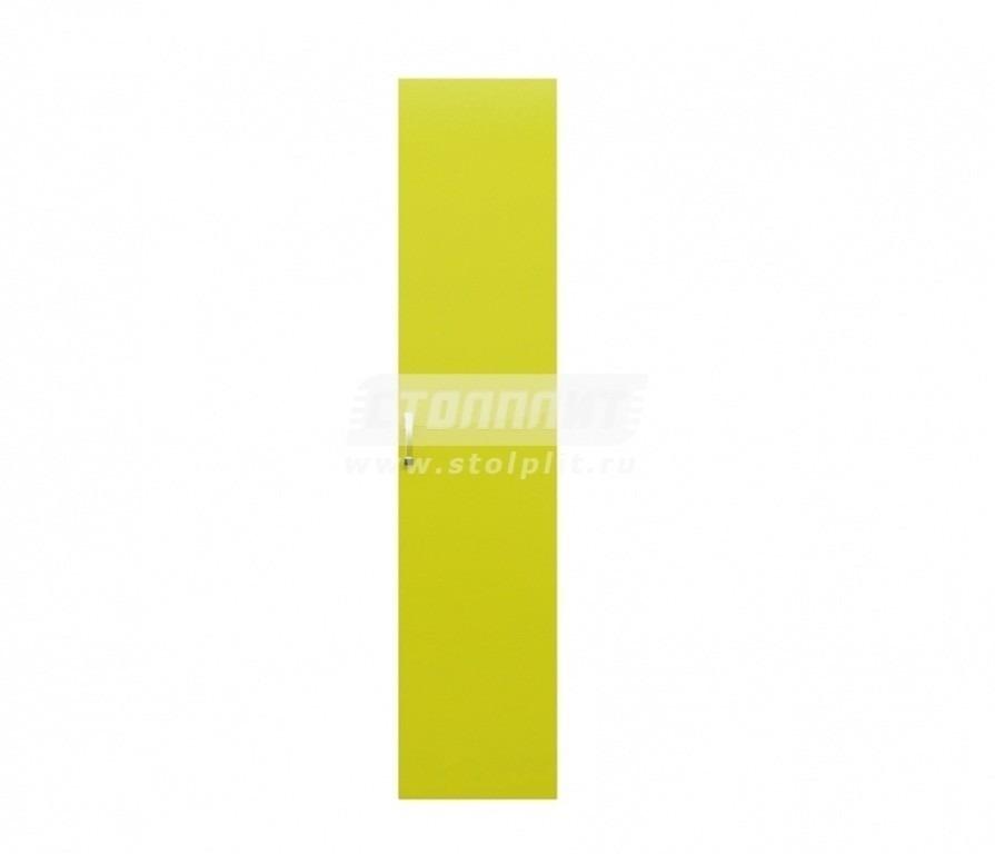 Фасад Фред F-1007 к корпусу СБ-1007Детская<br>Яркая и качественная дверца для шкафа в детской.<br><br>Длина мм: 462<br>Высота мм: 2106<br>Глубина мм: 16<br>Цвет: Зеленая Валенсия