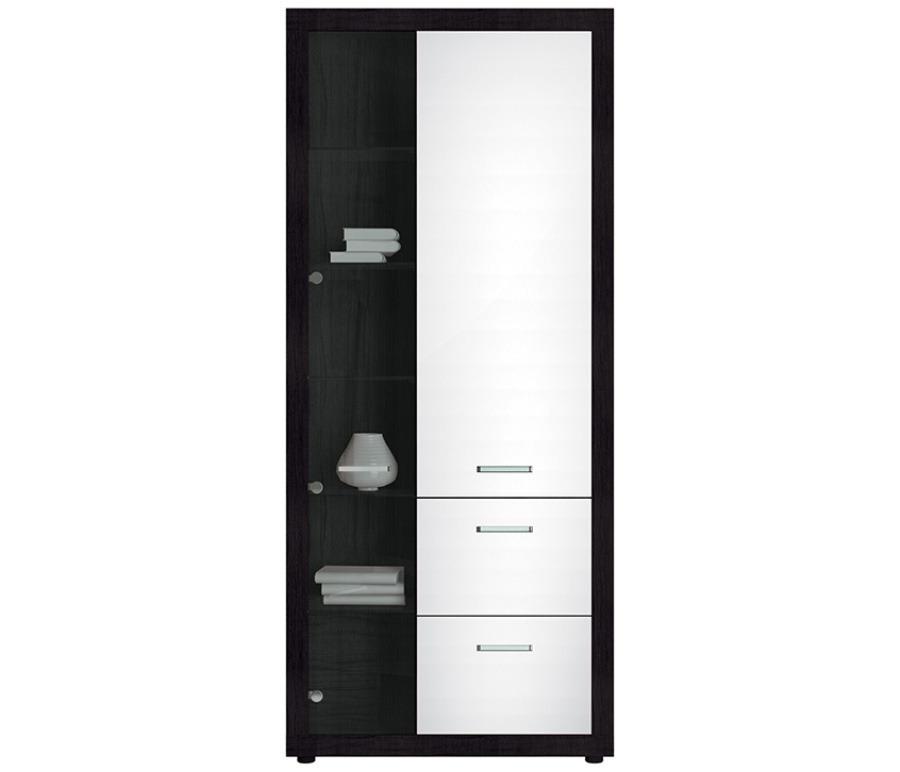 Марсель СБ-1068 сервантГостиная<br>Оригинальность этого серванта заключается в том, что помимо прозрачной дверцы в нем есть закрытые отделения.<br><br>Длина мм: 900<br>Высота мм: 2084<br>Глубина мм: 366
