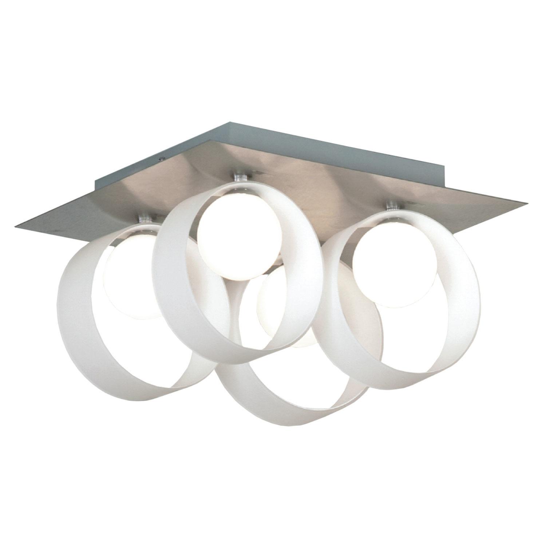 Потолочный светильник Lussole Promo Pallottola LSN-0407-04 потолочный светильник lussole lsc 8007 04
