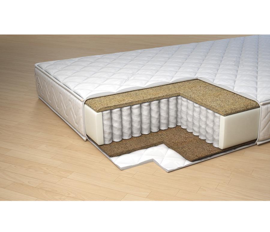 Матрас Премиум-Артемида  800*1950Мебель для спальни<br>Высота: 17-18;&#13;Периметр: пенополиуретан;&#13;Основа: блок независимых пружин (Мультипакет);&#13;Чехол: трикотаж хлопковый, стеганный на ППУ;&#13;Наполнитель:&#13;1-я сторона: настил сизаля;&#13;2-я сторона: кокос латексированный;&#13;Макс. нагрузка на 1 спальное место: до 130 кг.&#13;]]&gt;<br><br>Длина мм: 800<br>Высота мм: 180<br>Глубина мм: 1950