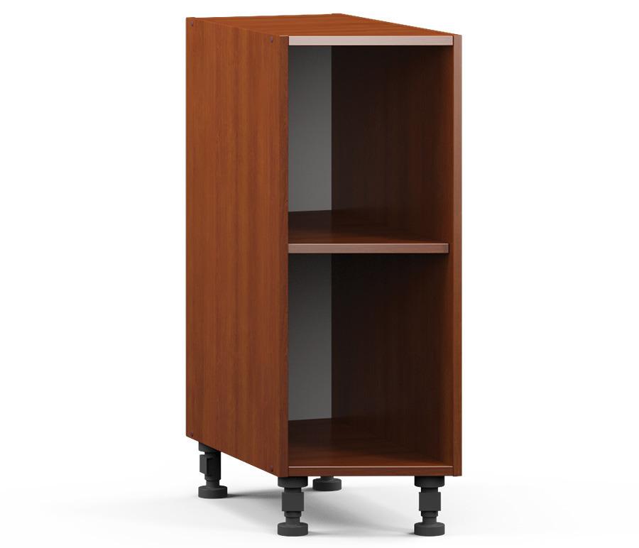 Регина РСТУГ-30 Шкаф-Стол торцевой (левый/правый)Мебель для кухни<br><br><br>Длина мм: 285<br>Высота мм: 820<br>Глубина мм: 557