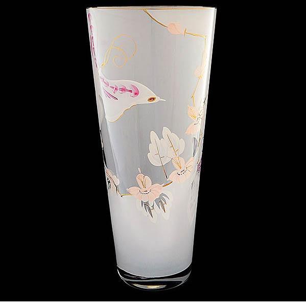 Ваза для цветов Rona Бабочка 35 см