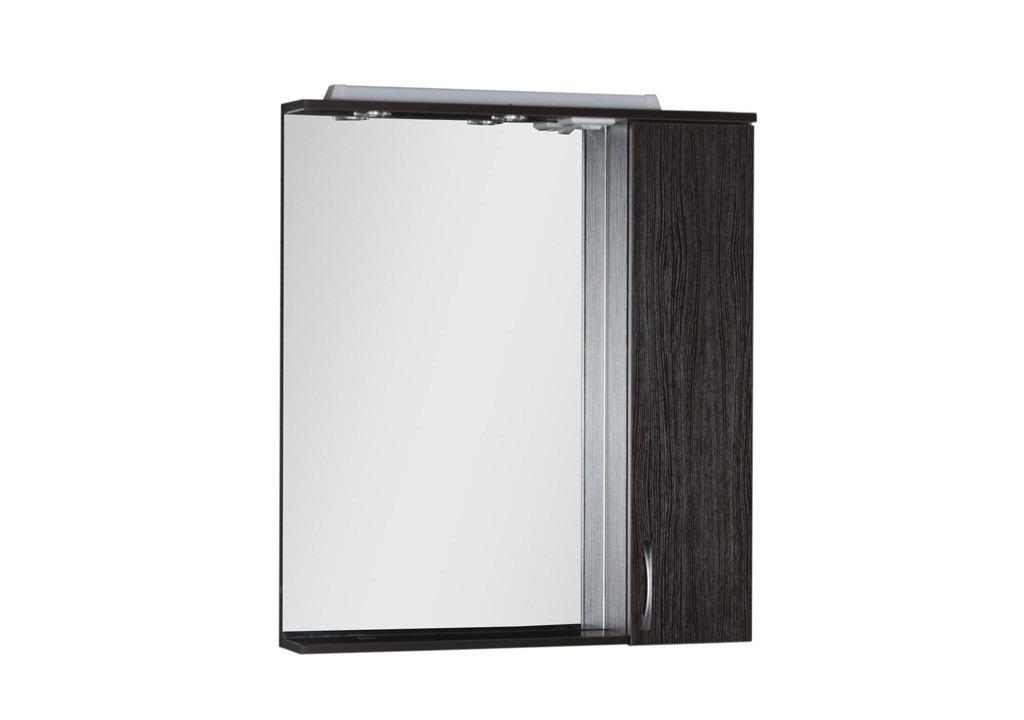 Зеркало Aquanet Донна 80Зеркало- шкаф для ванной<br><br><br>Длина мм: 0<br>Высота мм: 0<br>Глубина мм: 0<br>Цвет: Венге