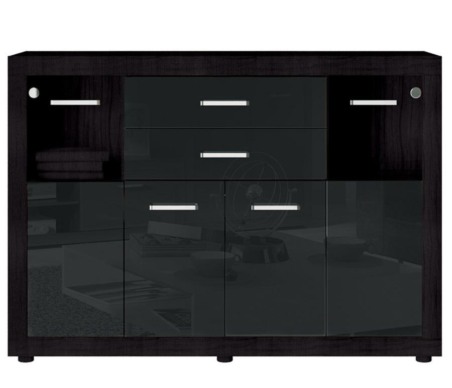 Марсель СБ-1070 комодГостиная<br>Это универсальная система хранения для самых разных вещей станет незаменимой мебелью в вашем доме.<br><br>Длина мм: 1350<br>Высота мм: 958<br>Глубина мм: 446