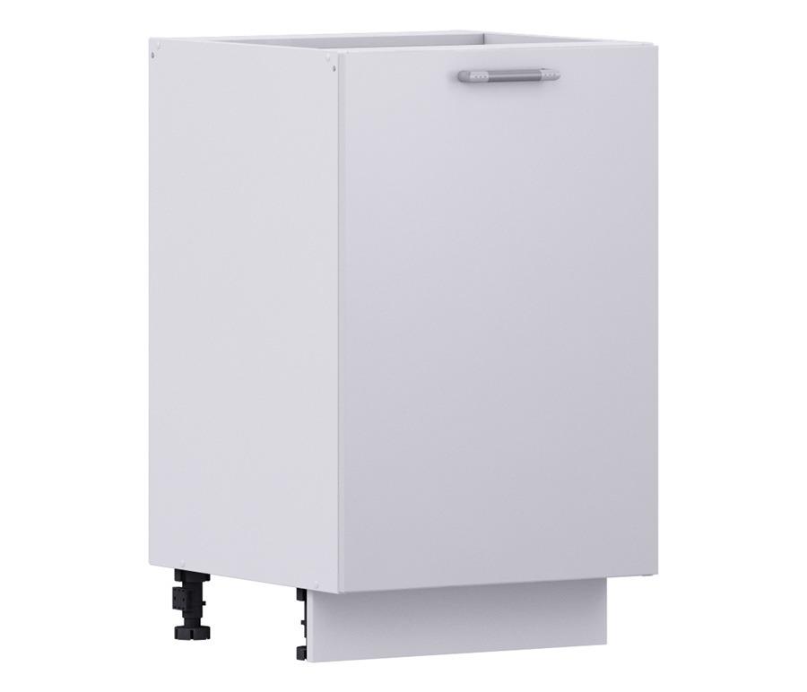 Надежда НС-50 Шкаф-СтолМебель для кухни<br><br><br>Длина мм: 500<br>Высота мм: 820<br>Глубина мм: 515