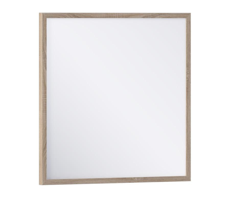 Зара СБ-2575 Зеркало 700*700 Дуб СономаЗеркала<br><br><br>Длина мм: 700<br>Высота мм: 700<br>Глубина мм: 29<br>Цвет: Дуб Сонома