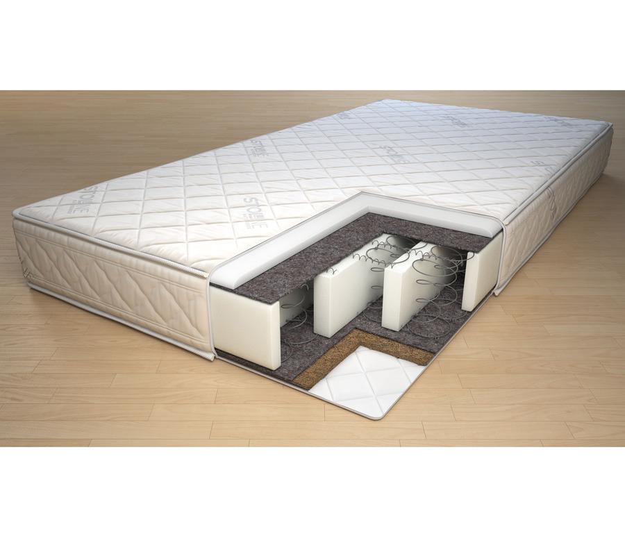 Матрас Галактика сна - Сирена 1800*2000Мебель для спальни<br><br><br>Длина мм: 1800<br>Высота мм: 170<br>Глубина мм: 2000