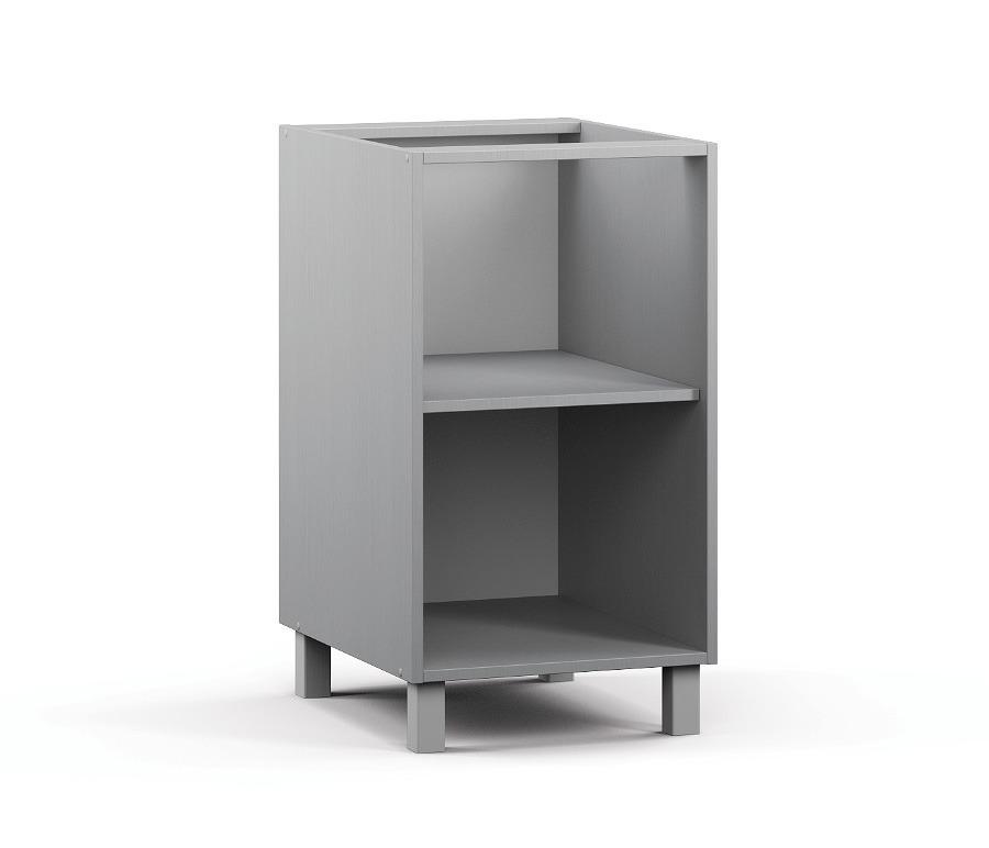 Анна АС-45 Шкаф-СтолМебель для кухни<br>Практичный шкафчик с вместительными секциями.<br><br>Длина мм: 450<br>Высота мм: 820<br>Глубина мм: 563
