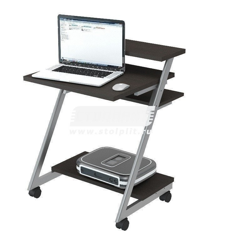 Стол компьютерный КС 2033м3Кабинет<br><br><br>Длина мм: 630<br>Высота мм: 820<br>Глубина мм: 600