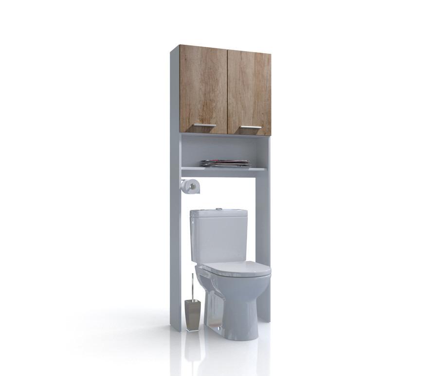 Электра СВ-914 стеллажШкафы пеналы для ванной<br><br><br>Длина мм: 660<br>Высота мм: 1850<br>Глубина мм: 230<br>Цвет: Белый/Дуб небраско