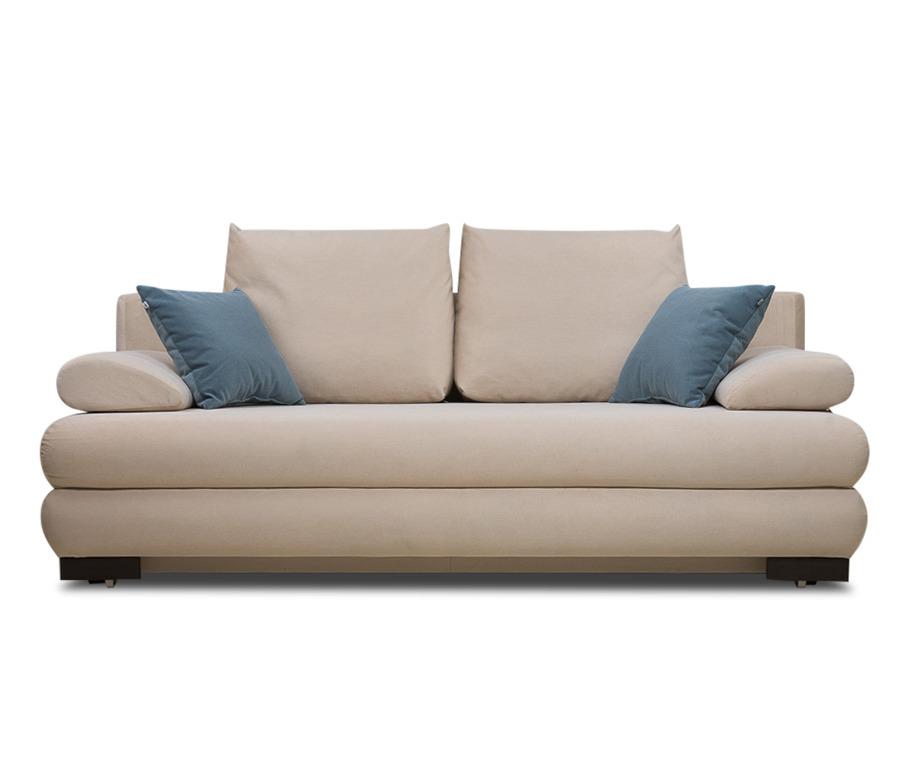 Диван еврокнижка ЛуиджиМягкая мебель<br><br><br>Длина мм: 2060<br>Высота мм: 940<br>Глубина мм: 1000