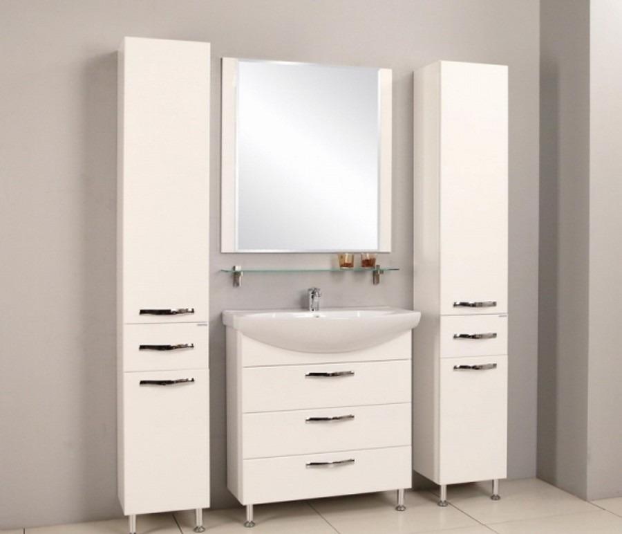 Акватон. Комплект мебели АРИЯ 80 Н в ванную комнатуКомплекты мебели для ванной<br><br><br>Длина мм: 0<br>Высота мм: 0<br>Глубина мм: 0<br>Цвет: Белый