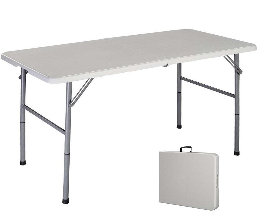 Стол складной OP2329Дачная мебель<br><br><br>Длина мм: 610<br>Высота мм: 720<br>Глубина мм: 1220<br>Цвет: Гранит