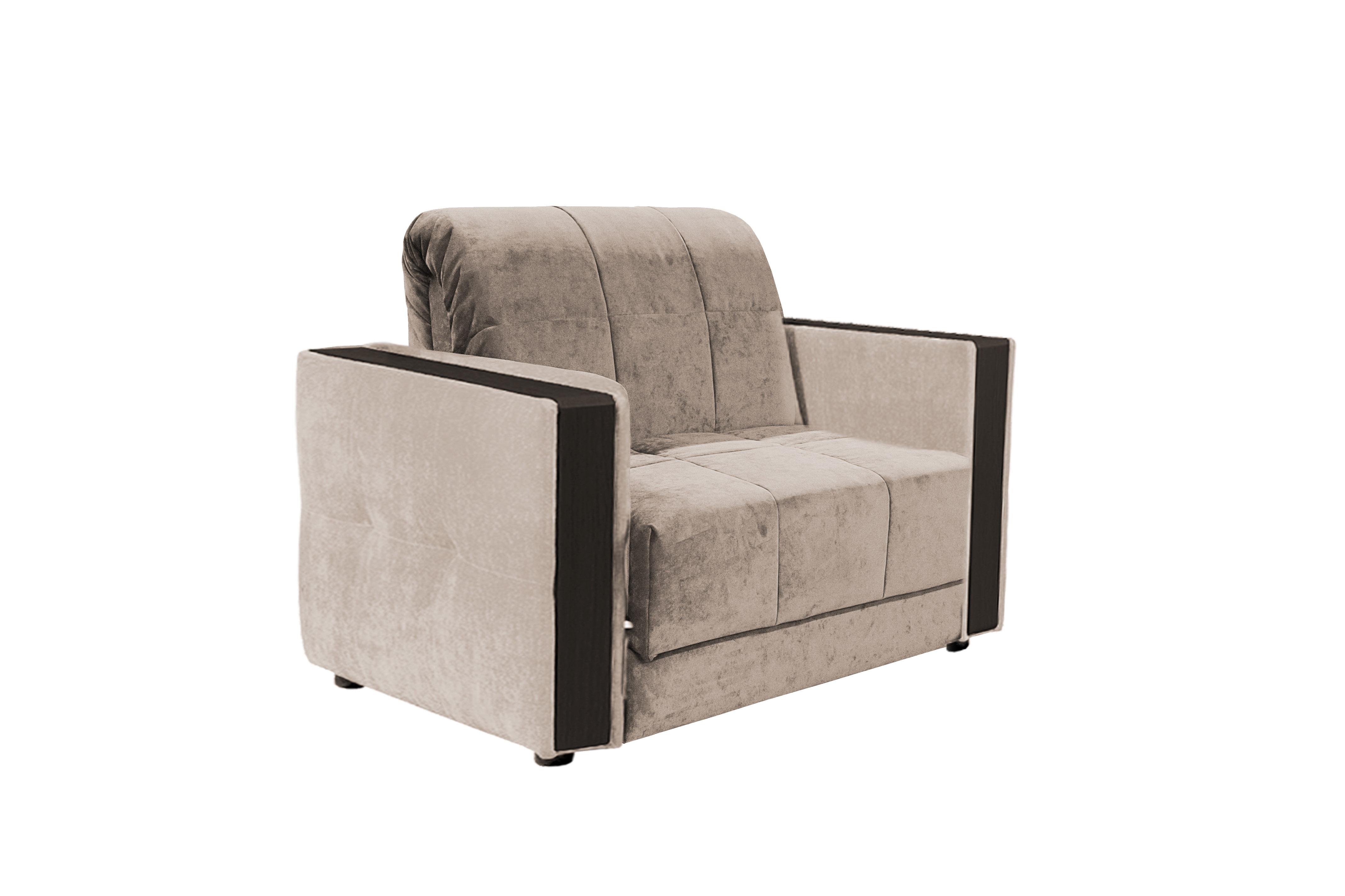 Кресло-кровать Лира Классик 80 НПБ, рогожка
