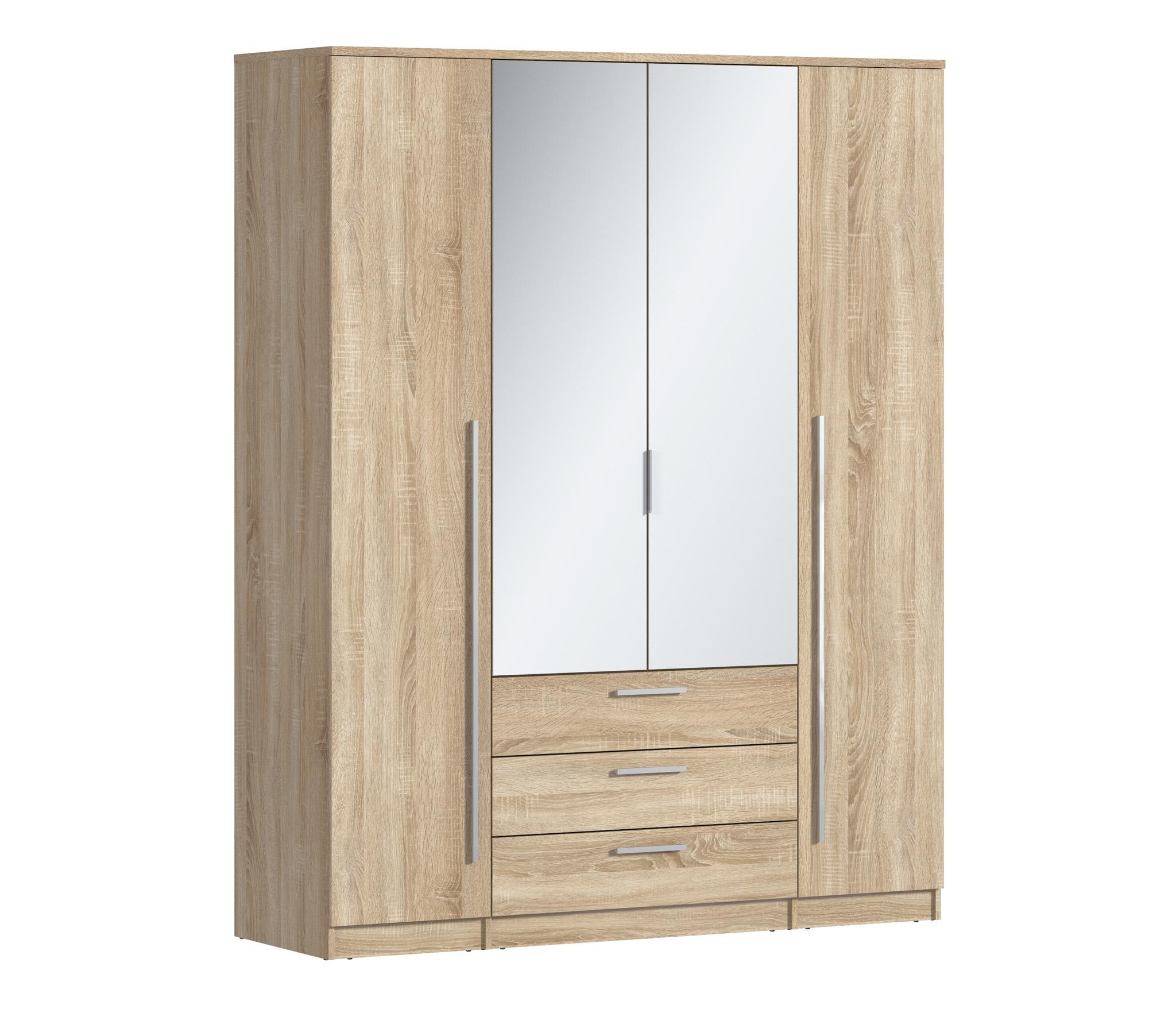 Николь СБ-2595 Шкаф 4-х дверный