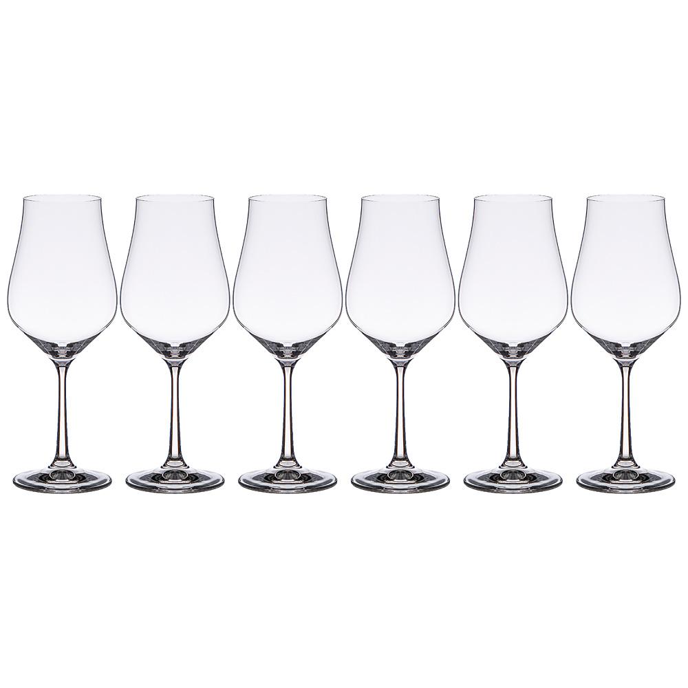 Фото - Набор бокалов для вина 350мл Tulipa набор подарочный для вина 6 пред эксперт