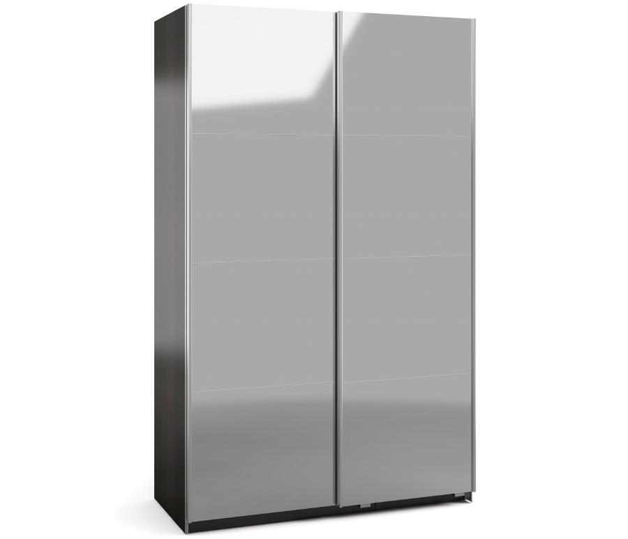Палермо (СБ-1732+СБ-1734) дуб феррара/зеркалоШкафы-купе<br>Вместительный шкаф-купе с закрытыми фасадами в стиле  функционализм  станет отличным выбором для вашего дома или квартиры.<br><br>Длина мм: 1350<br>Высота мм: 2224<br>Глубина мм: 554