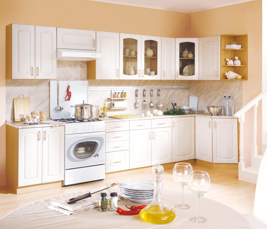 Оля Кухонный гарнитур Экспозиция 29Кухонные гарнитуры<br>Оля Кухонный гарнитур Экспозиция 29  - прекрасный шанс визуально расширить пространство, привнести в него легкость и наполнить теплом домашнего уюта.<br><br>Длина мм: 3190<br>Высота мм: 1415<br>Глубина мм: 0