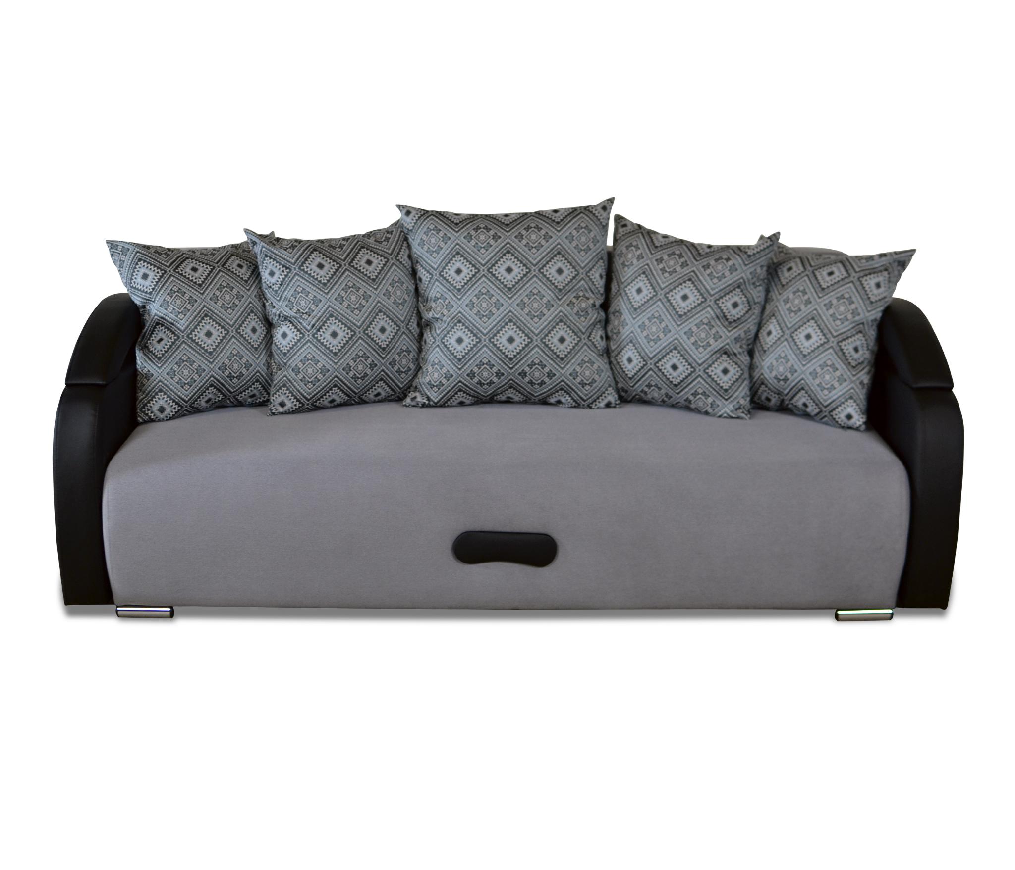 Прямой диван-кровать Рона
