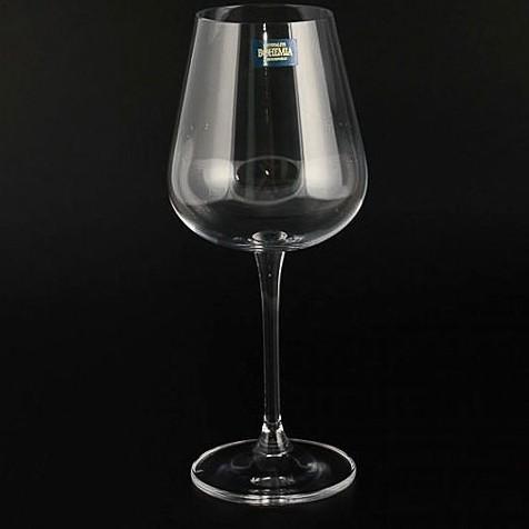 Фото - Набор бокалов для красного вина Crystalite Bohemia Amundsen 450 мл 6 шт набор бокалов первый мебельный набор бокалов для вина crystalite bohemia ardea amundsen 450мл 6 шт