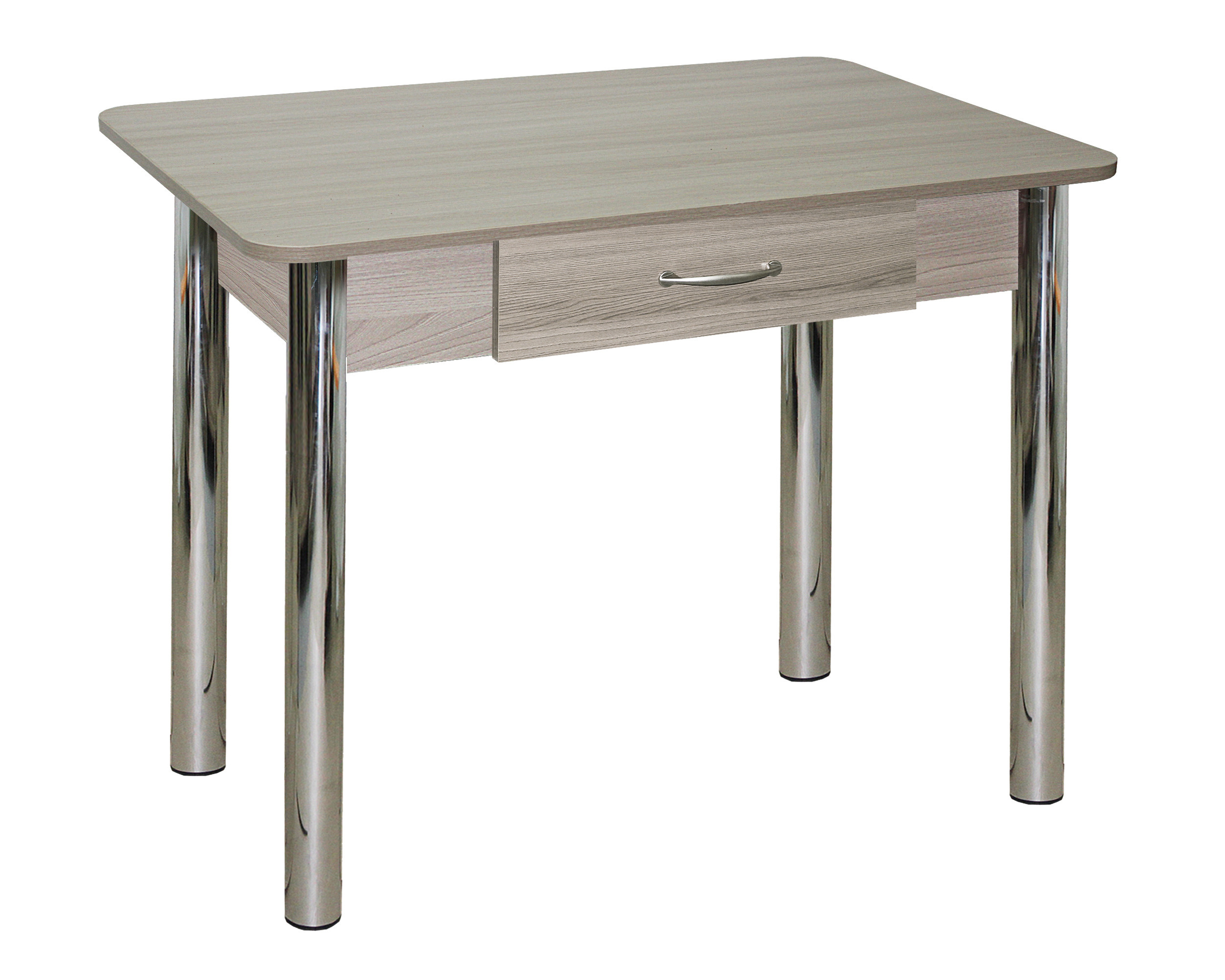 Стол обеденный с ящиком ЛОСК 2 кухонные столы с ящиком