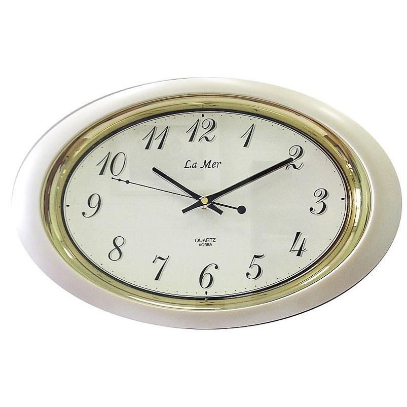 Настенные часы La Mer GD121-17 настенные часы la mer gd121 13