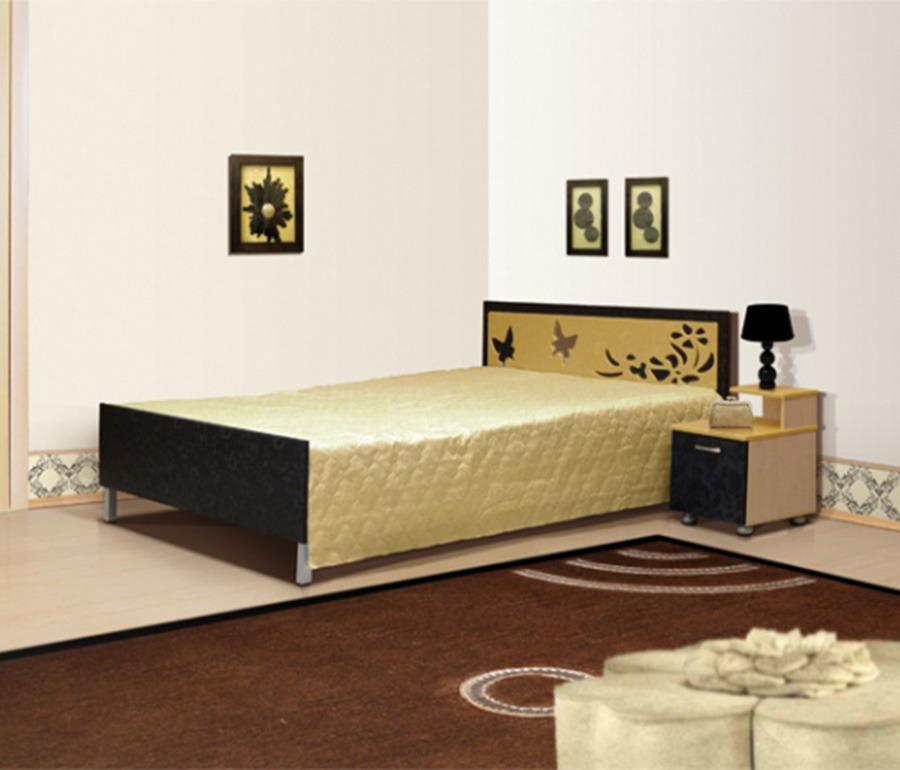 Кровать ОрхидеяКровати<br><br><br>Длина мм: 1440<br>Высота мм: 810<br>Глубина мм: 2050