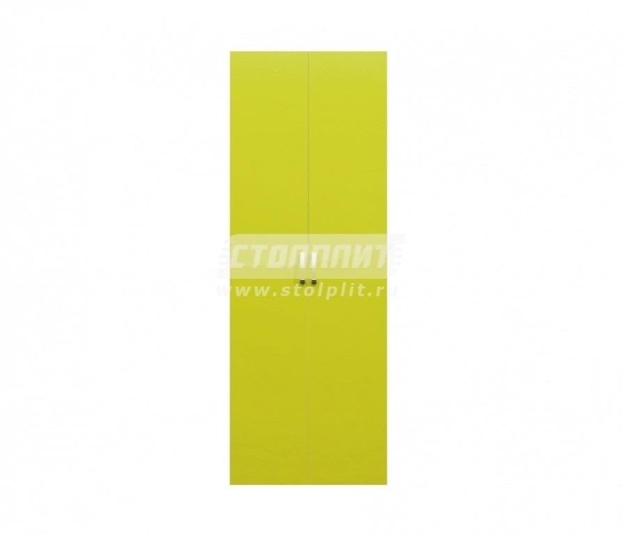 Фасад Фред F-1010/1012 к корпусу СБ-1010, СБ-1012Детская<br>Две сверхпрочные дверцы для шкафа в детскую.<br><br>Длина мм: 380<br>Высота мм: 2106<br>Глубина мм: 16<br>Цвет: Зеленая Валенсия