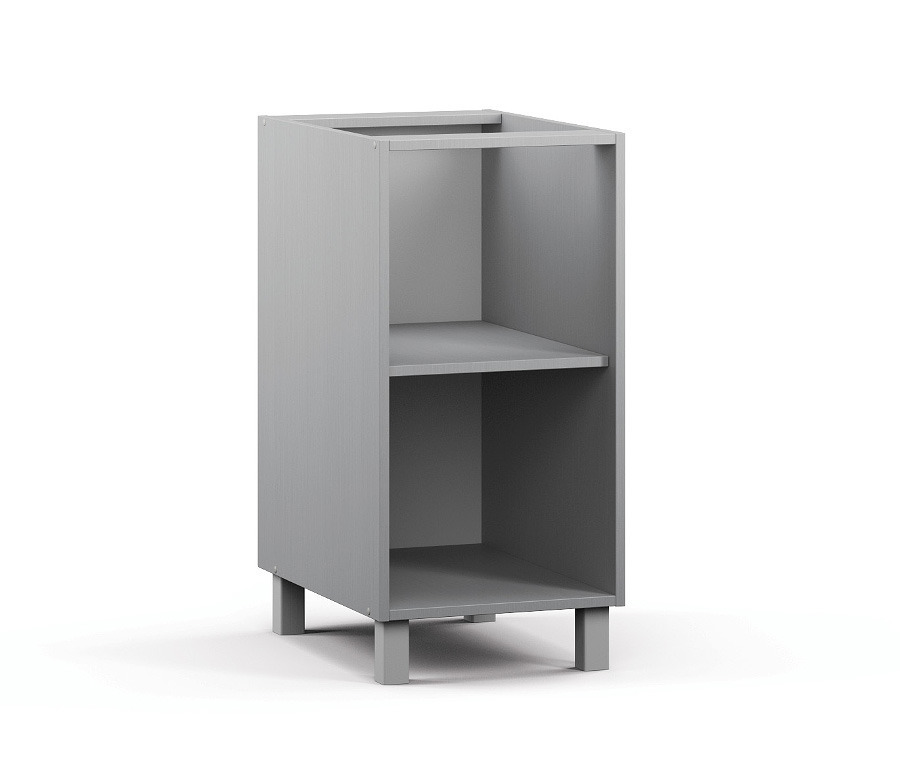 Анна АС-40 Шкаф-СтолМебель для кухни<br>Вместительный и прочный шкаф для кухни.<br><br>Длина мм: 400<br>Высота мм: 820<br>Глубина мм: 563