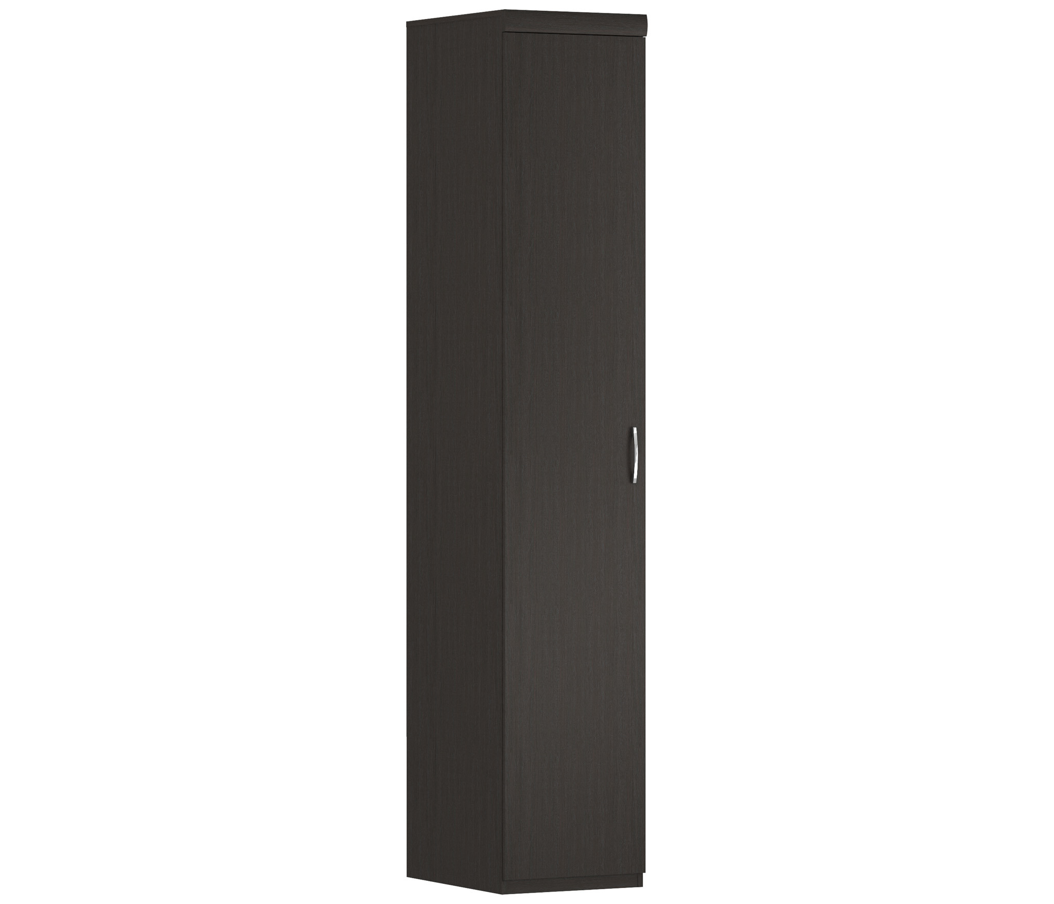 Соната СБ-2482 Шкаф 1-о дверныйШкафы<br><br><br>Длина мм: 440<br>Высота мм: 2384<br>Глубина мм: 581