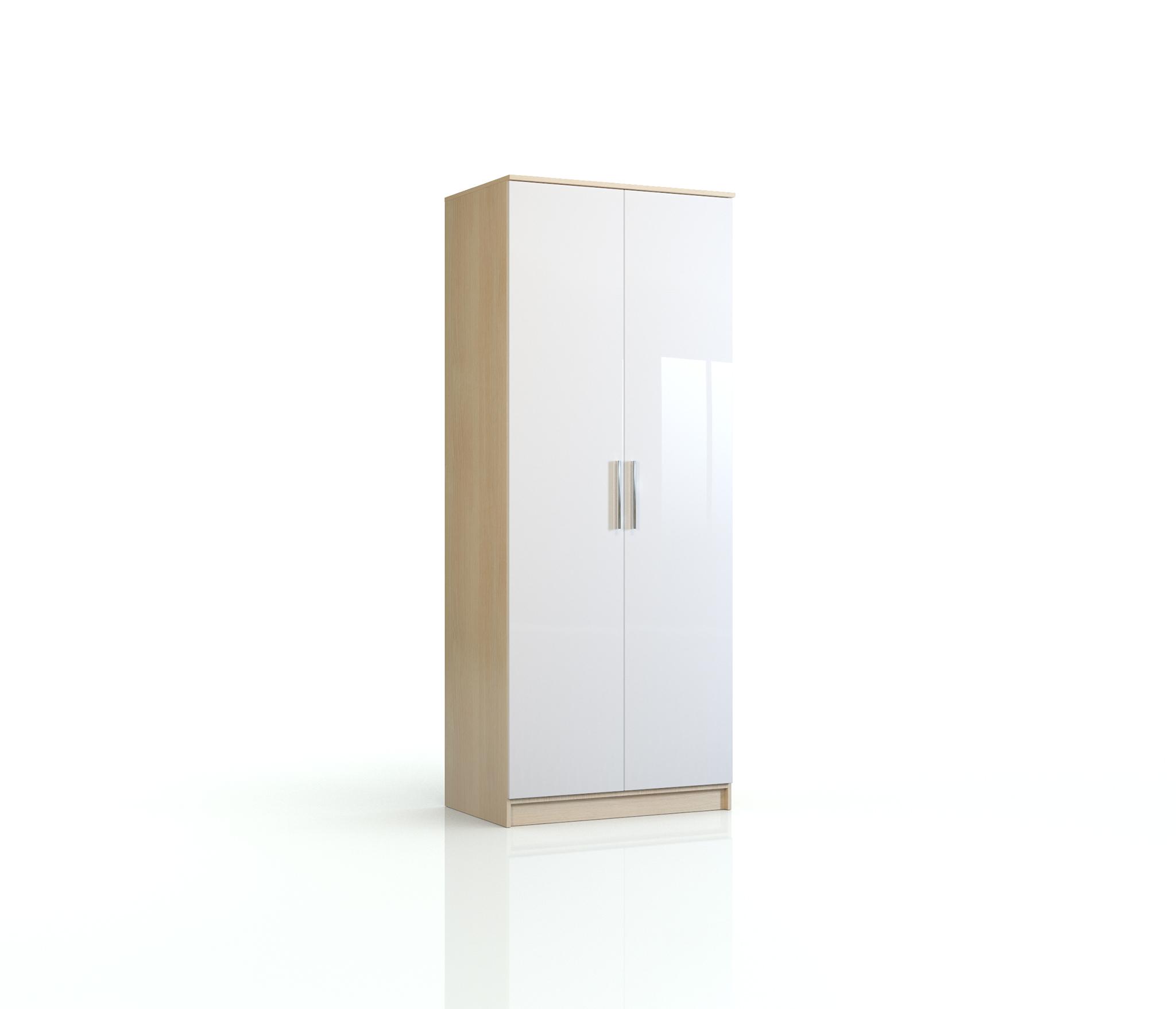 Николь СВ-543 шкаф (2 дв)