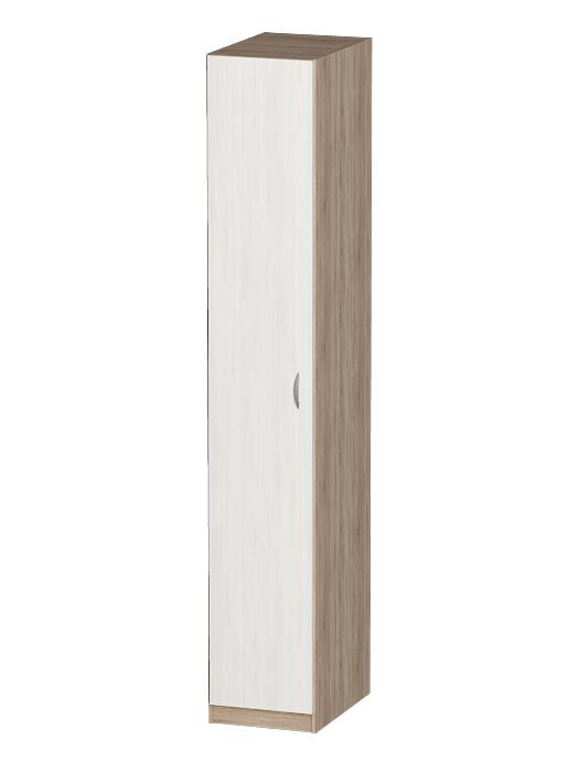 Распашной шкаф Лайф для одежды 40*60*240 Дуб сонома шкафы в гостиную корпусные