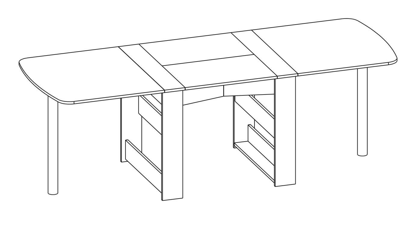 Стол-книжка СП-11 от Столплит