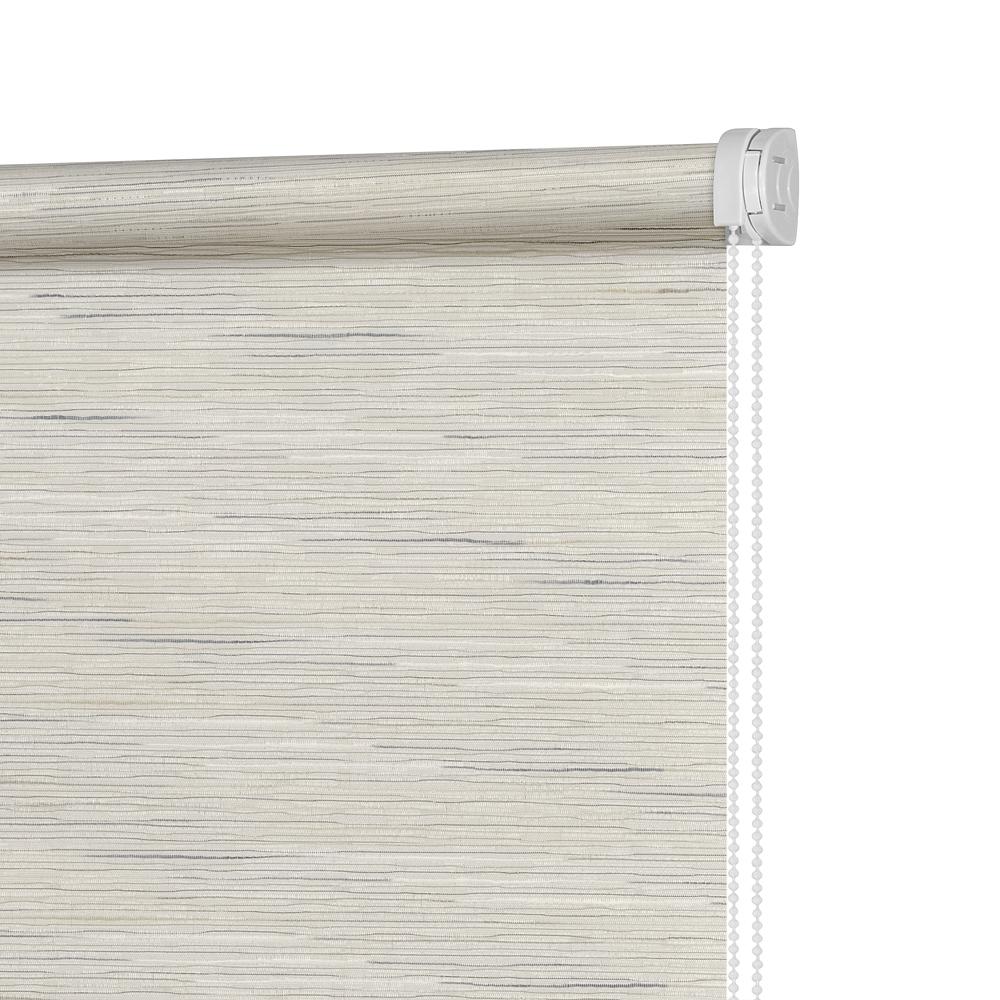Штора рулонная Комо Бежево-серый 160x175 Столплит А0000018949