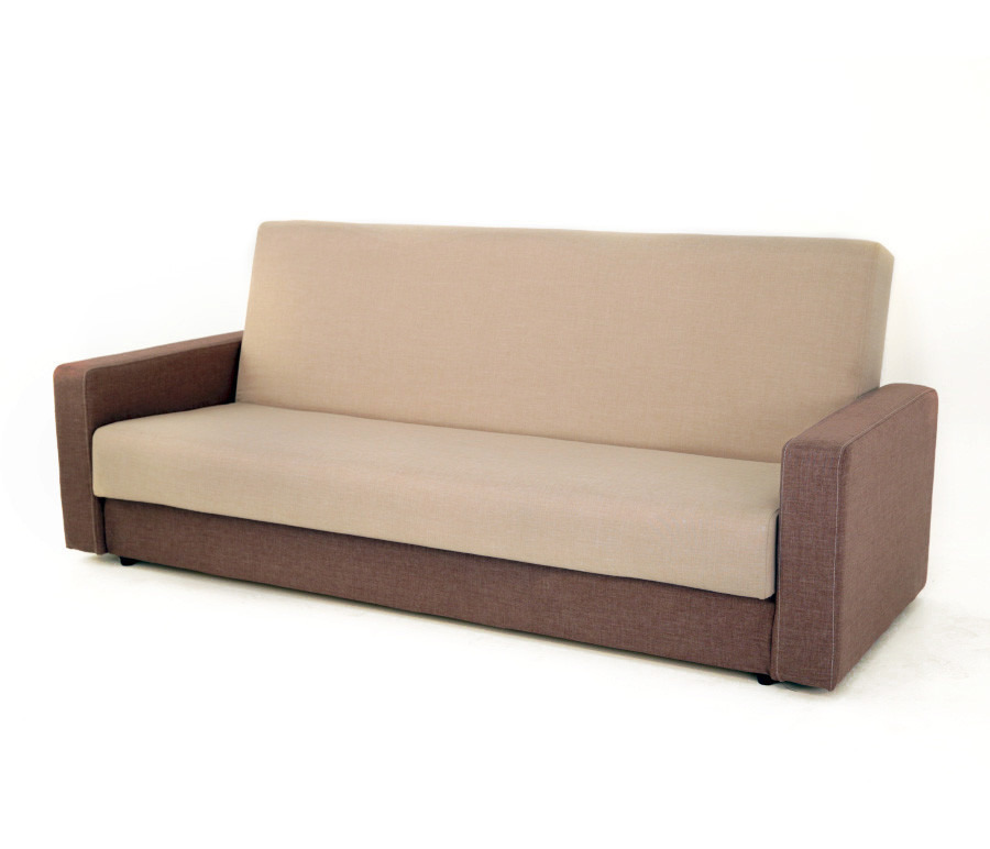 Диван Квант 120 (подушки в комплект не входят) МФ
