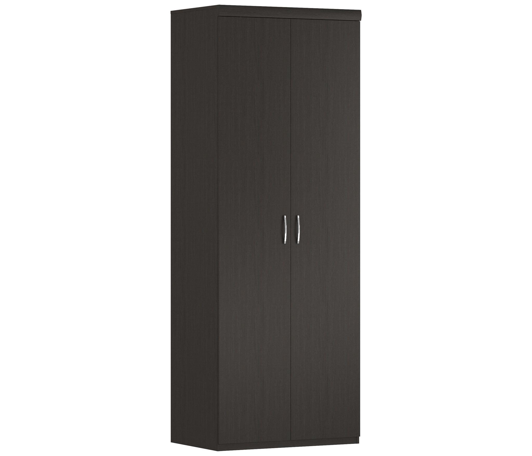Соната СБ-2483 Шкаф 2-х дверныйШкафы<br><br><br>Длина мм: 880<br>Высота мм: 2384<br>Глубина мм: 581