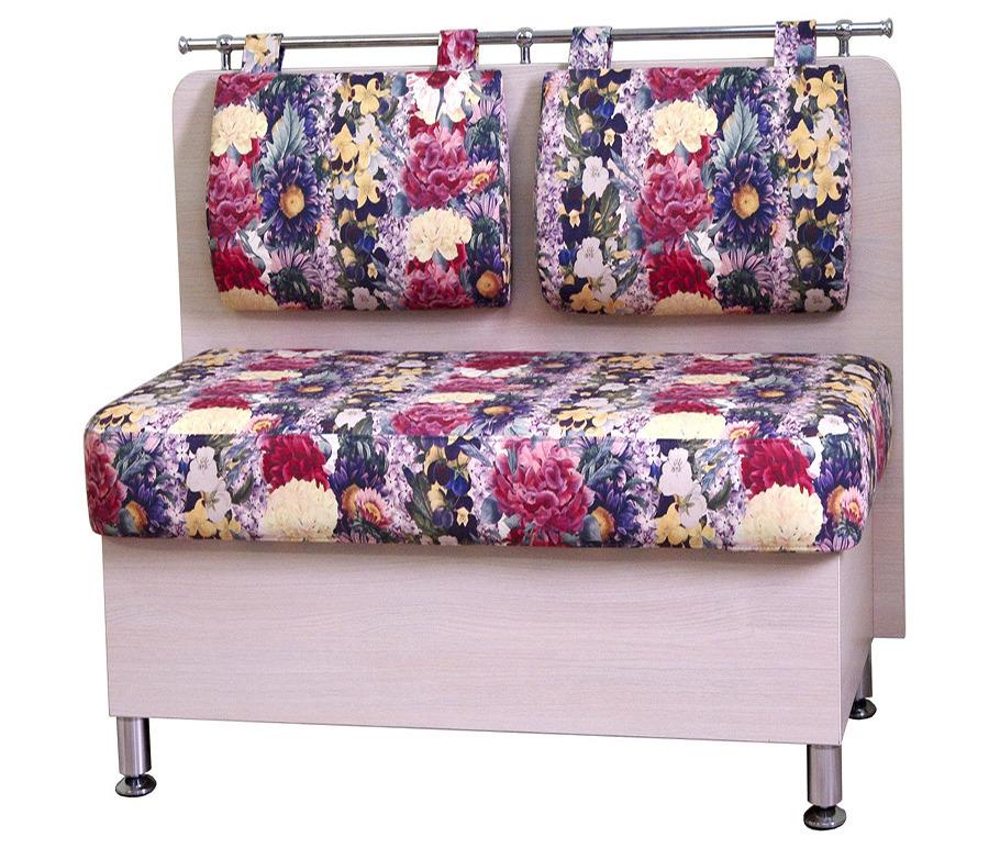 Диван Сюрприз прямой. Ёмкость для хранения.  Обивка ткань (категория 2)Мягкая мебель<br><br><br>Длина мм: 130<br>Высота мм: 85<br>Глубина мм: 55