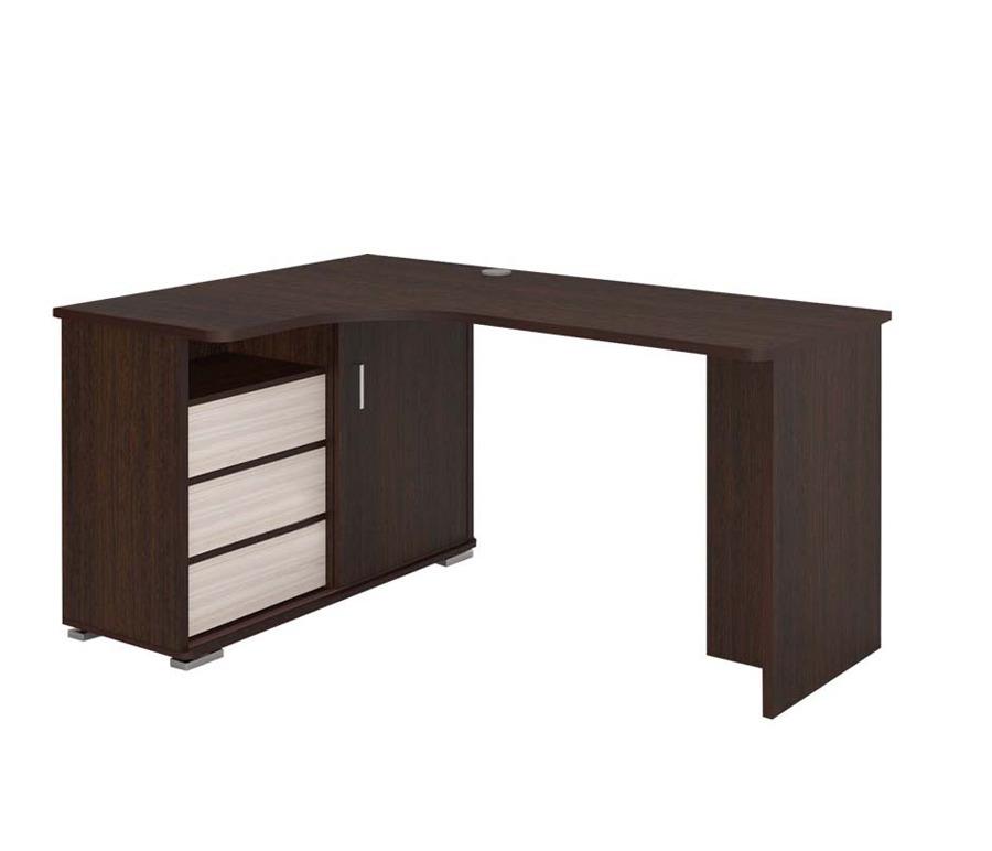 Стол компьютерный без надстройки СР-165СКомпьютерные столы<br><br><br>Длина мм: 1600<br>Высота мм: 745<br>Глубина мм: 1160