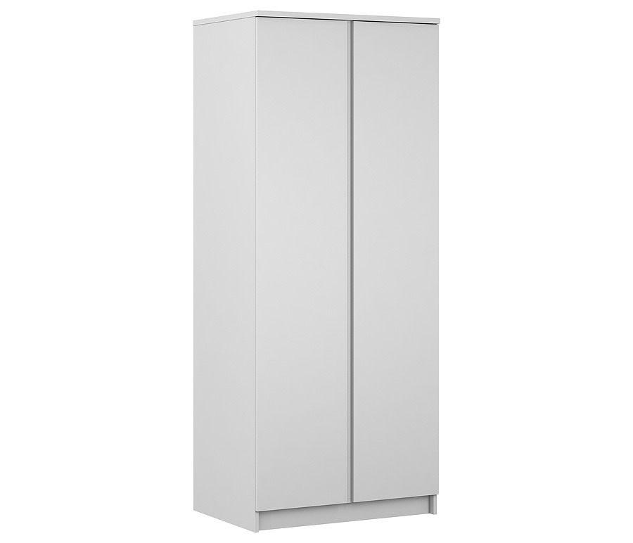 Рондо СБ-2309 Шкаф 2-х дверныйШкафы<br><br><br>Длина мм: 826<br>Высота мм: 2000<br>Глубина мм: 579