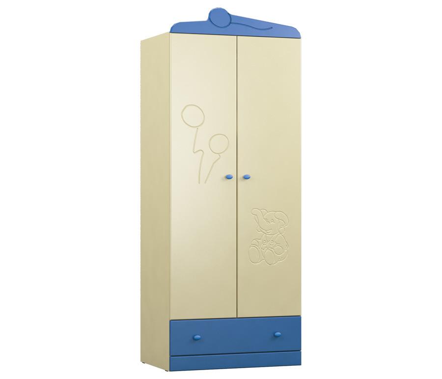 Денди СБ-1406N Шкаф 2-х дверный