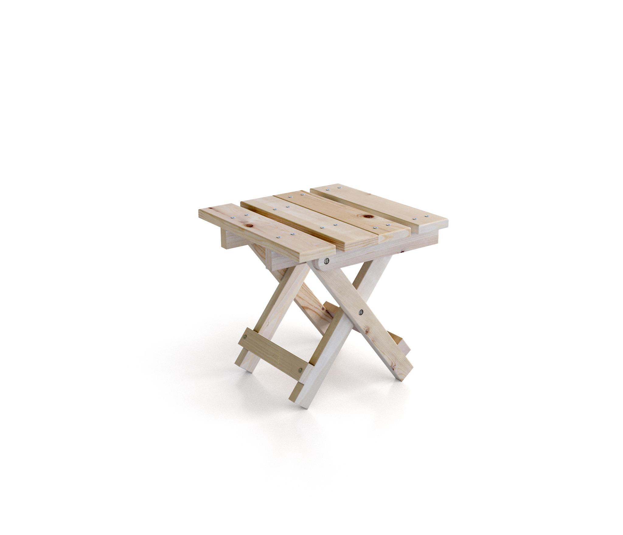 Кантри (Карелия) МС-25 табурет раскладной соснаСопутствующие<br>Удобный раскладной табурет из массива сосны.&#13;ВНИМАНИЕ! Перед началом эксплуатации вне помещений, необходимо обработать деревянные части мебели специализированными защитными составами!&#13;]]&gt;<br><br>Длина мм: 360<br>Высота мм: 353<br>Глубина мм: 350