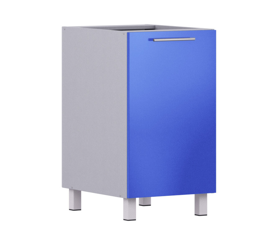 Анна АС-45 столМебель для кухни<br>Кухонная секция с одной дверью. Дополнительно рекомендуем приобрести столешницу.<br><br>Длина мм: 450<br>Высота мм: 820<br>Глубина мм: 563