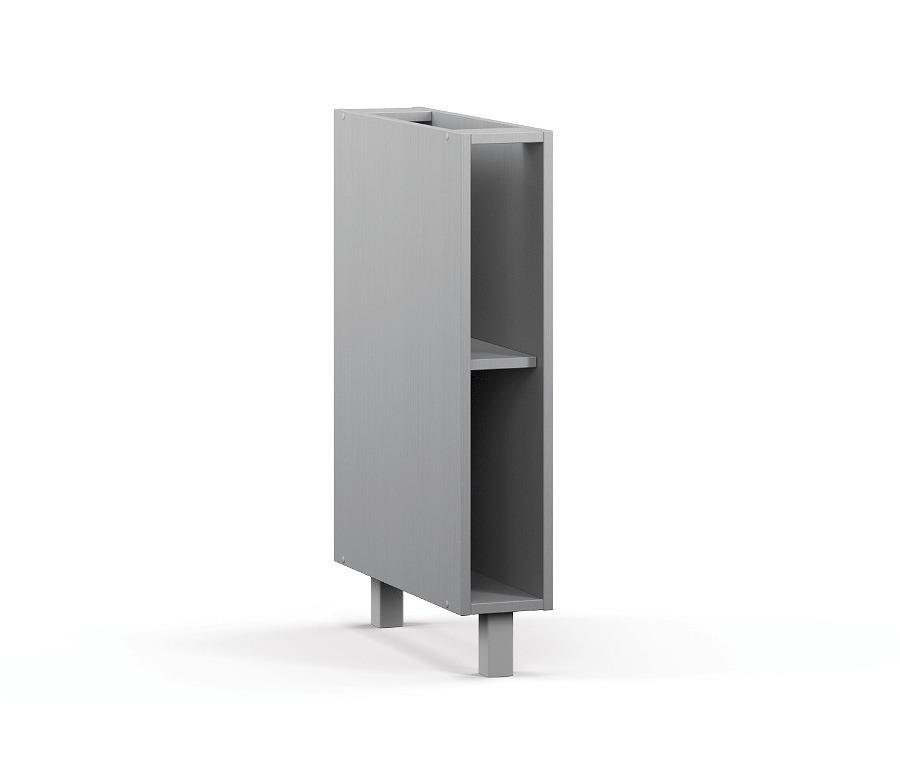 Анна АС-15 Шкаф-СтолМебель для кухни<br>Практичный и компактный шкафчик для кухни.<br><br>Длина мм: 150<br>Высота мм: 820<br>Глубина мм: 563