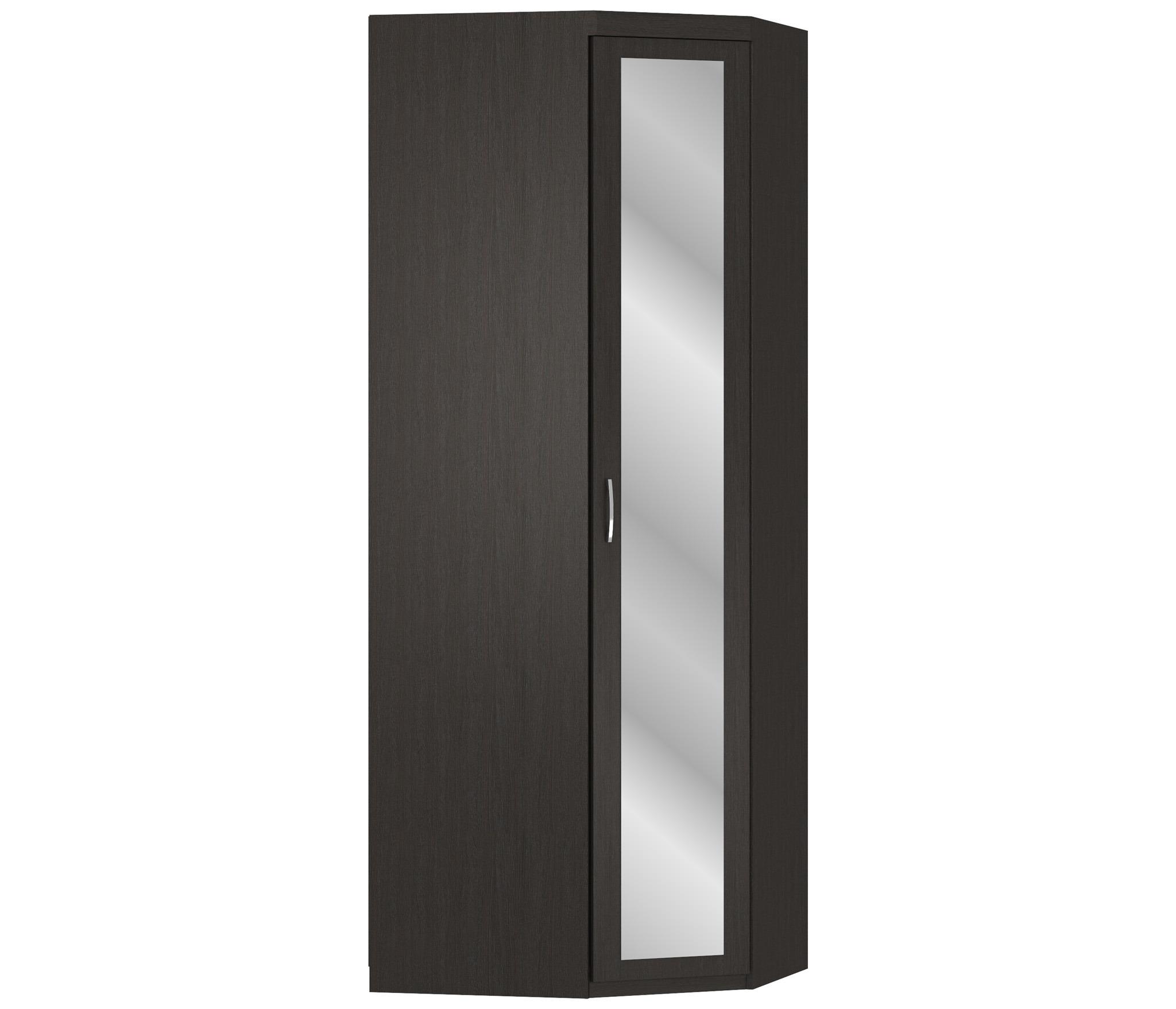 Соната СБ-2484 Шкаф угловойУгловые шкафы<br><br><br>Длина мм: 879<br>Высота мм: 2380<br>Глубина мм: 879
